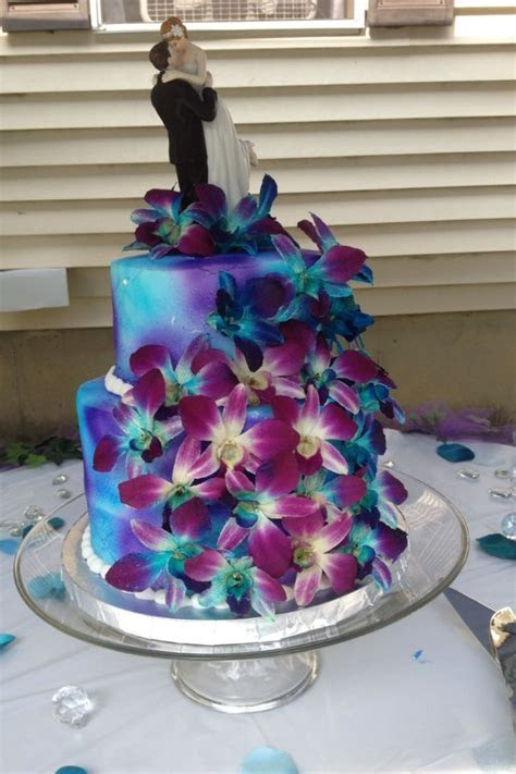 25  Best Ideas about Blue And Purple Orchids on Pinterest