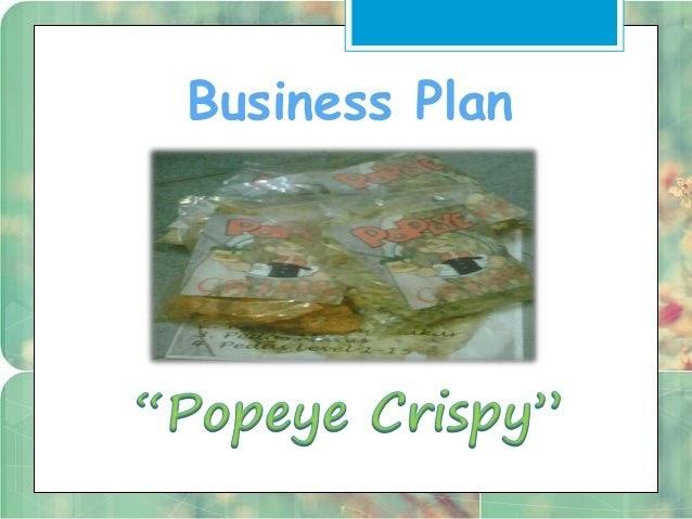 Contoh Bisnis Plan Usaha Roti Bakar - Contoh Oi