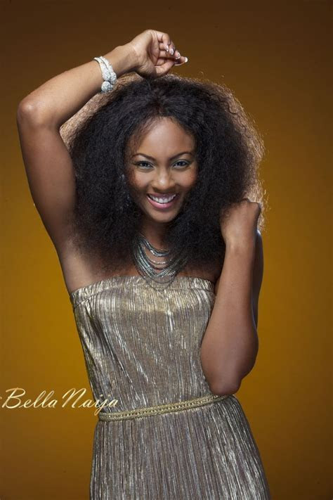 BN Exclusive: Meet Tinsel's New Drama Queen! Osas Ighodaro