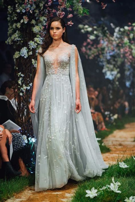 Runway: Disney Inspired Gowns from Paolo Sebastian Spring