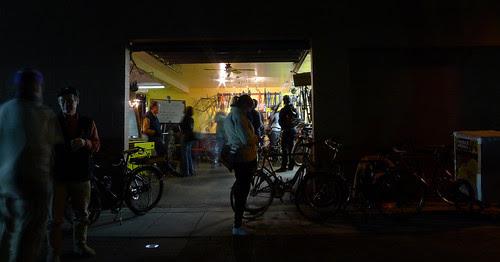 Edible Pedal; bike shop