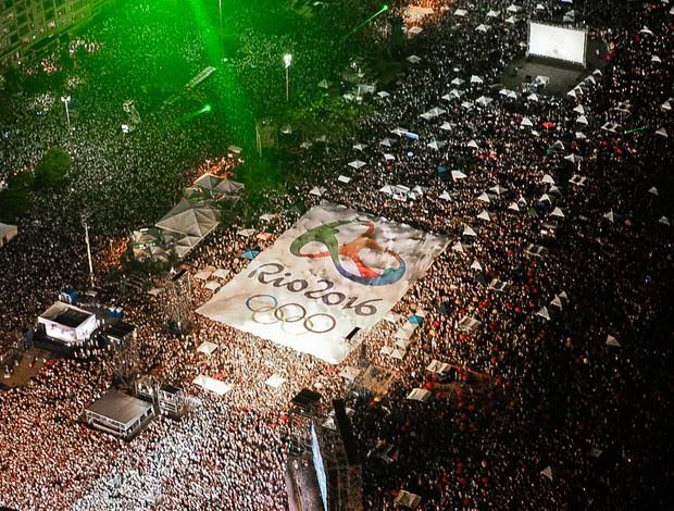 Bandeira Olimpíadas 2016 Rio 2016