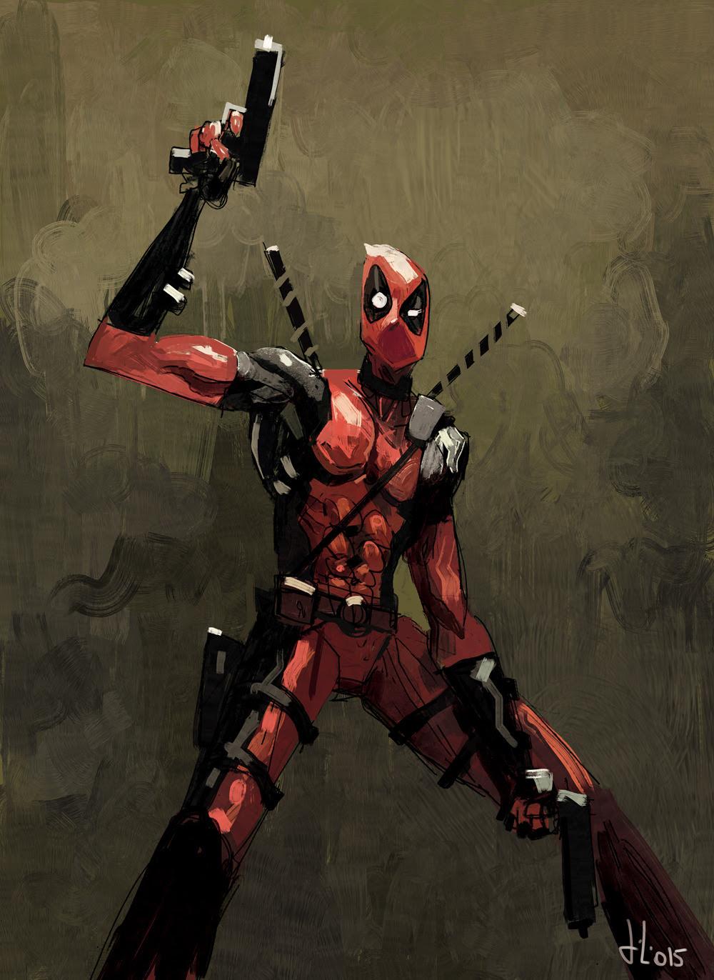 Deadpool | Giulio Rincione