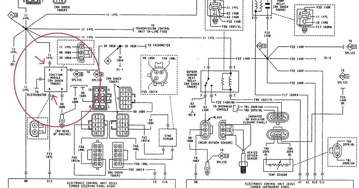 1990 Jeep Yj Wiring Diagram