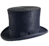 Dave Whelan's top hat