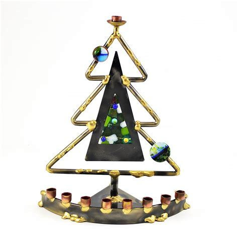 Interfaith December Holiday Gifts   Hanukkah Menorah