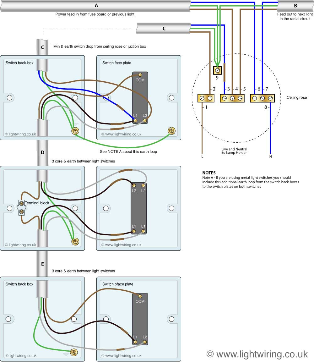 Energy Harvesting Applications Three Way Dimmer Switch Diagram