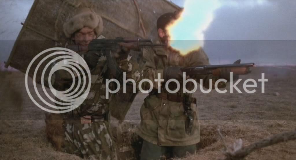 AK47 & Remmy 870