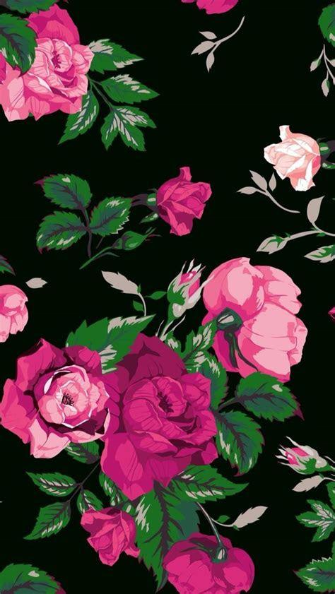 wallpaper iphone   floral wallpaper iphone