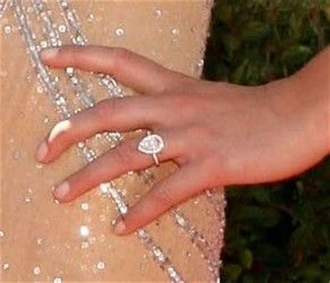 The most beautiful engagement ring; Katherine Heigl's