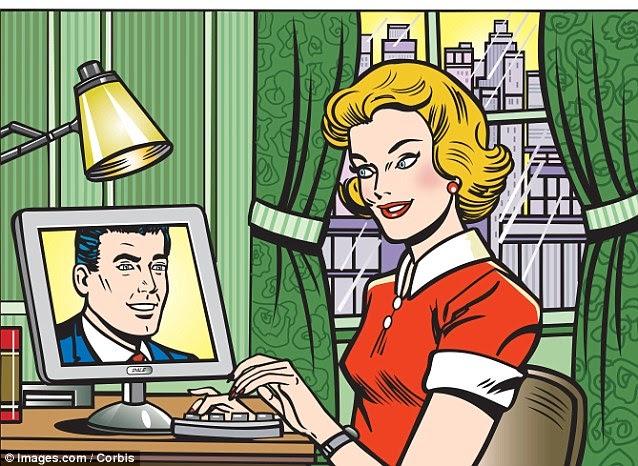 Predators on dating sites