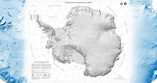 Scientists Present First Ever Complete Accurate Map Of Antarctica Region