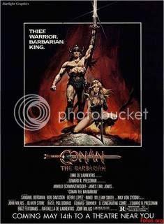 ConanBarbarian Poster