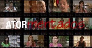 """Série """"ATORmentados"""", exibida no GShow (Foto: Divulgação/TV Globo)"""