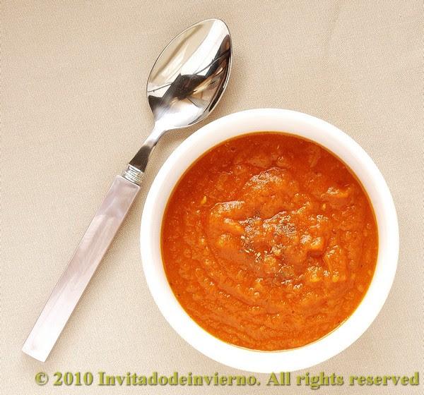 Ras el hanout soup 2