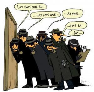 Investigadores privados en Cuba