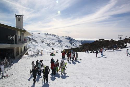 Perisher ski resort, Australia (credit: nanningbear)