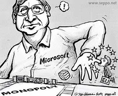 EU vs. Microsoft Monopoly