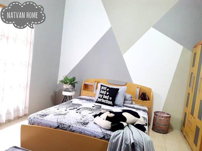 Desain Kamar Tidur 3x4 Minimalis