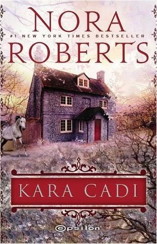 Kitap Yorumu: Kara Cadı | Nora Roberts (The Cousins O'Dwyer Triology, #1)
