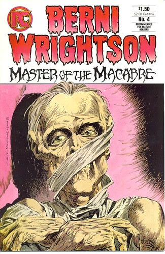 Berni Wrightson 4-00 (by senses working overtime)