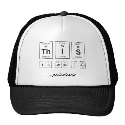 This Is Who I Am . . Periodically Trucker Hat