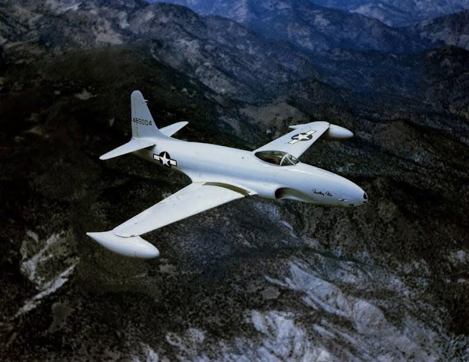 O primeiro combate de caça a jato dos EUA foi contra o MiG. E foi um desastre.