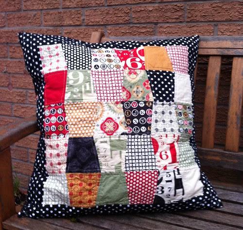 Giant Tumbler Cushion
