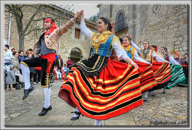 Danzas en Santa Casilda 3