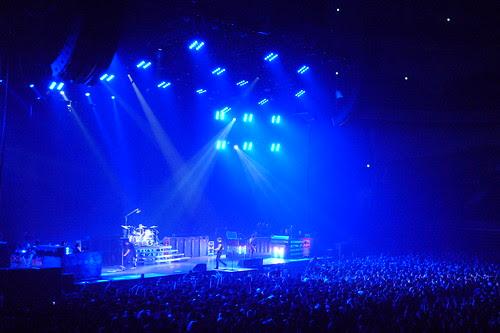 Green Day concert in Saitama Super Arena 3