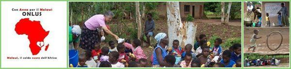 Anna per il malawi
