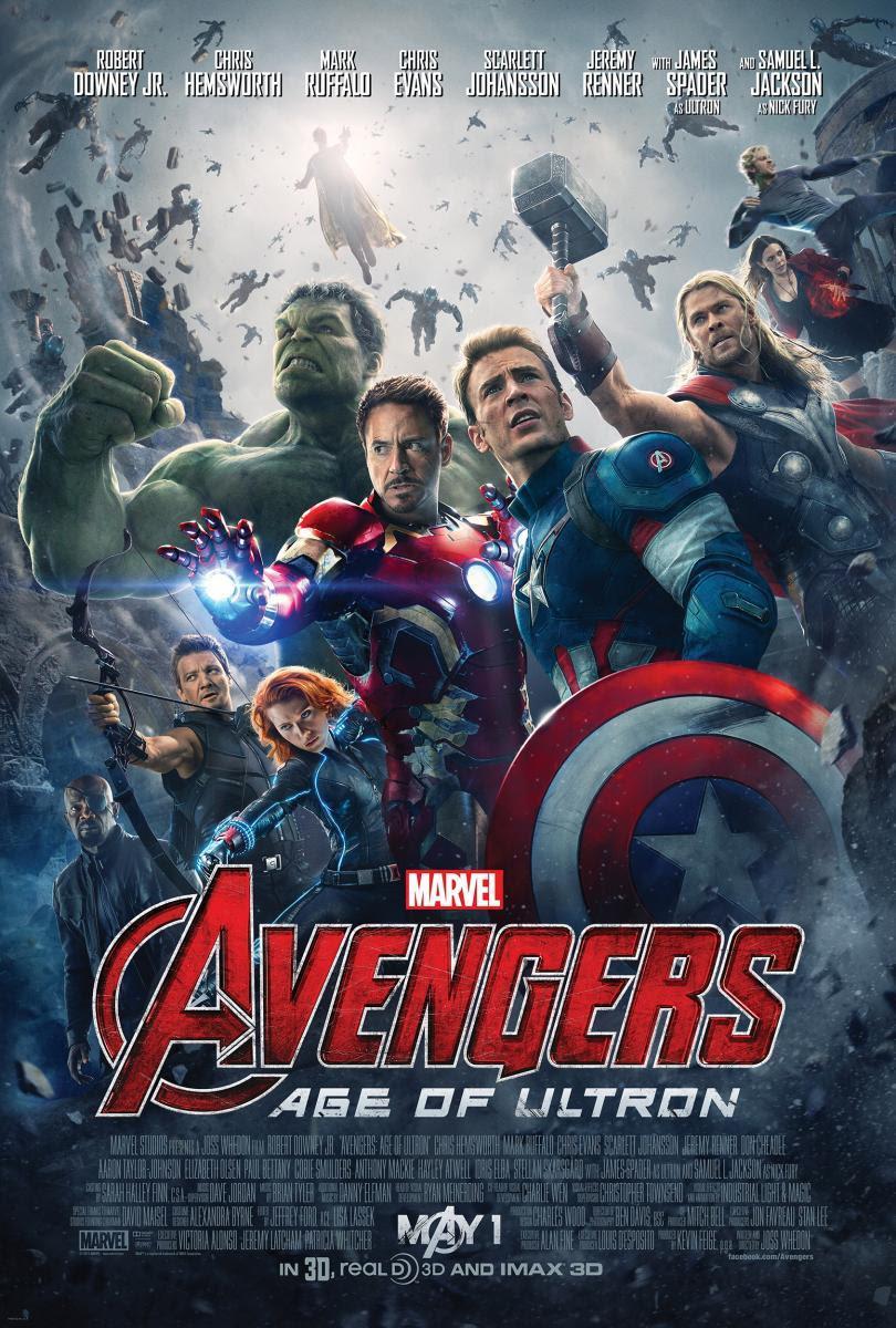 Vengadores: La era de Ultrón, Age of Ultron (The Avengers 2), cine, crítica, película, ciencia ficción, blog de cine, blog solo yo, solo yo,
