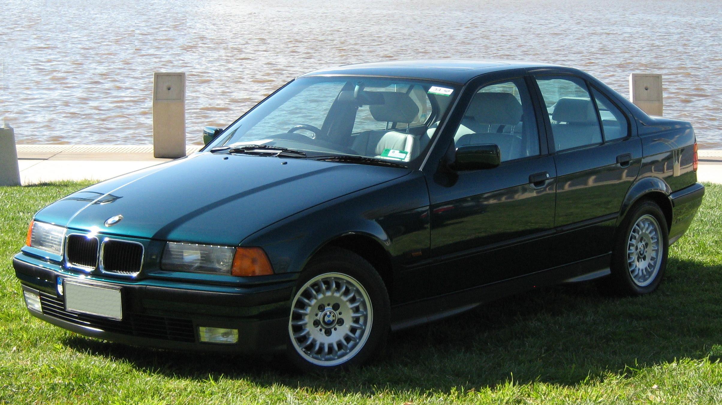 1994 BMW 320i -> 328i Drift Spec
