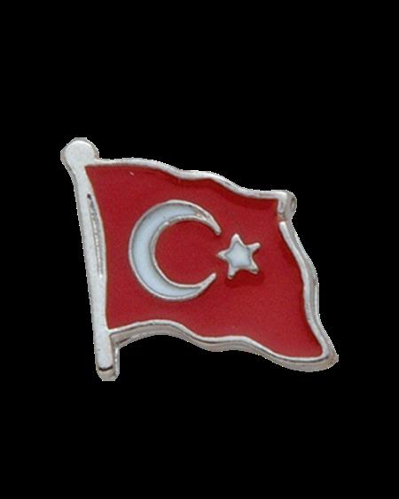 Rozetler Türk Bayraği Rozetleri