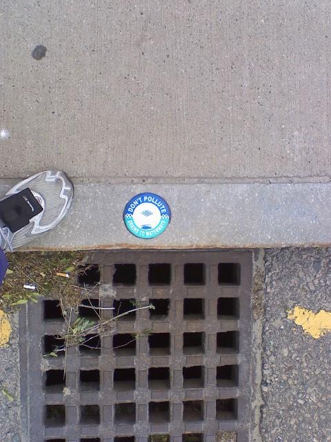 Franklin: water alert
