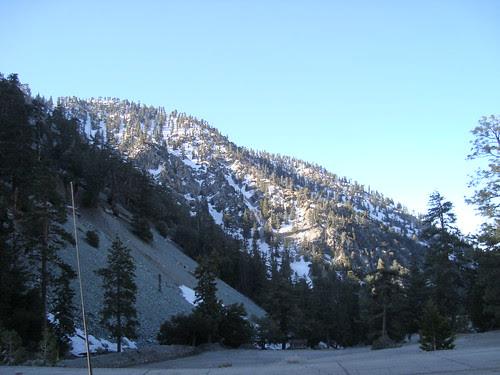Mt. Baldy at Dawn
