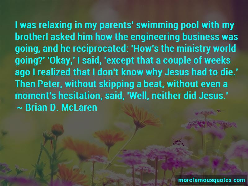 Quotes About Relaxing By The Pool Top 3 Relaxing By The Pool Quotes