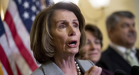 Impeach Nancy Pelosi for crimes of Treason!