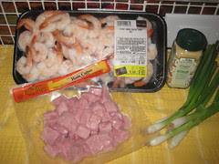 especial - with shrimp