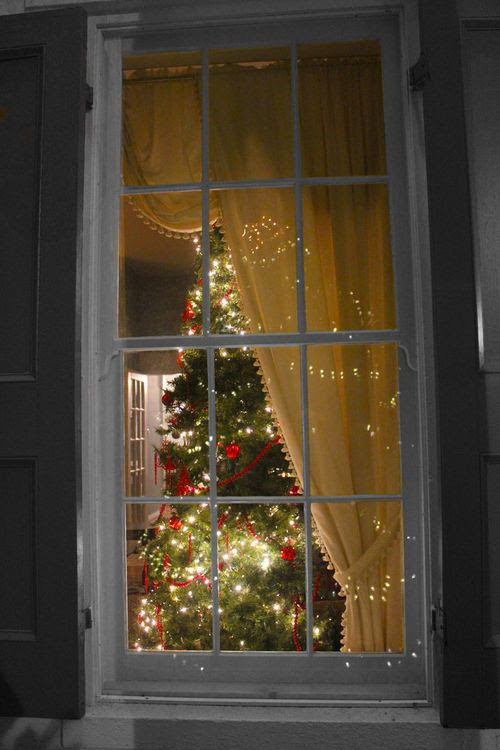 Christmas peek