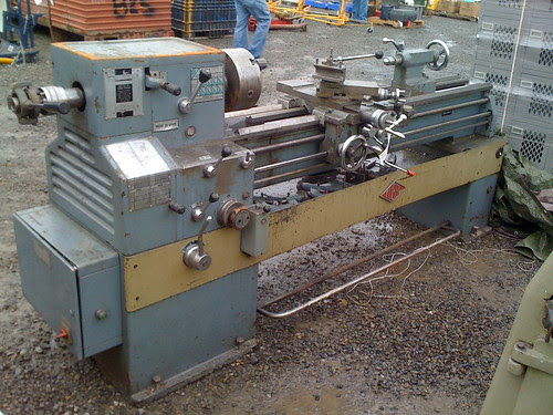 Zubal Machine Lathe