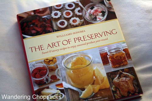 Williams-Sonoma The Art of Preserving 1