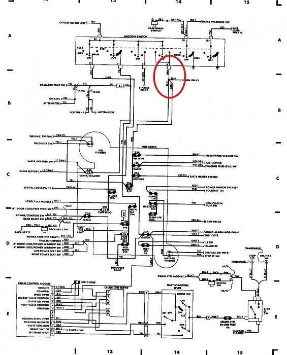 1990 Jeep Cherokee Fuel Pump Wire Diagram 1976 Corvette Wiring Diagrams Heaterrelaay Yenpancane Jeanjaures37 Fr