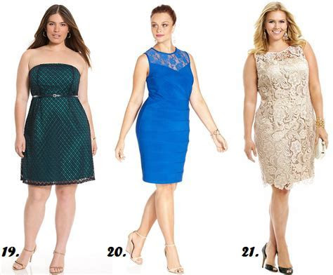 plus size semi formal wedding guest dresses curvy fashion