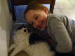 Gracie with Guido (to be renamed)