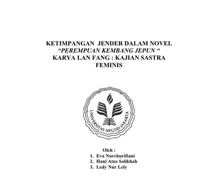 Contoh Skripsi Bahasa Indonesia Tentang Novel - Kumpulan ...