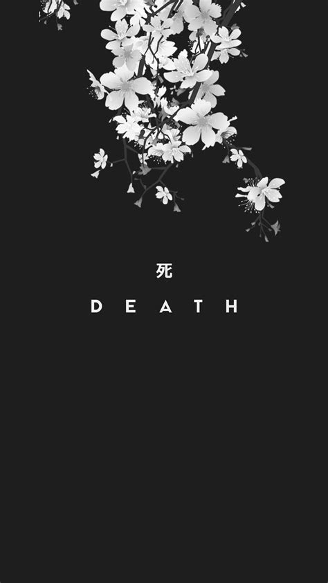 black  white anime aesthetic wallpapers