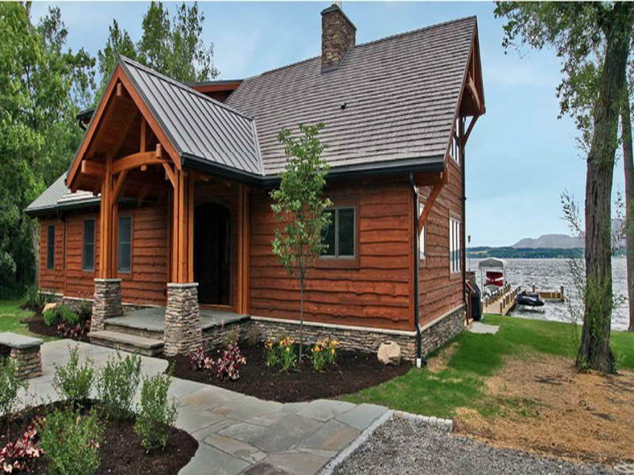 20+ Simple Lakefront House Plans, Top Inspiration