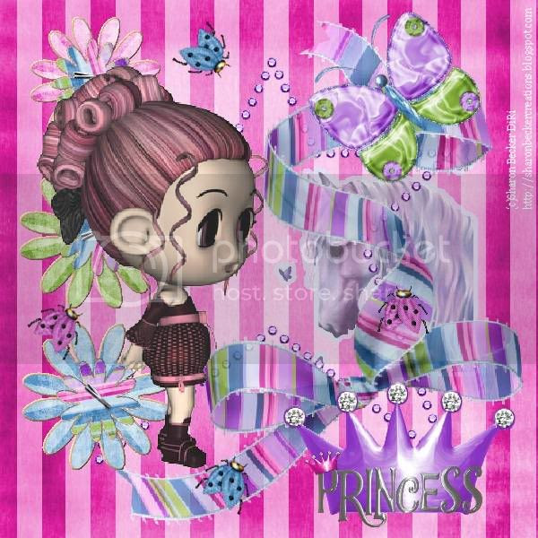 Princess,Chibi,Unicorn,Kids Tags