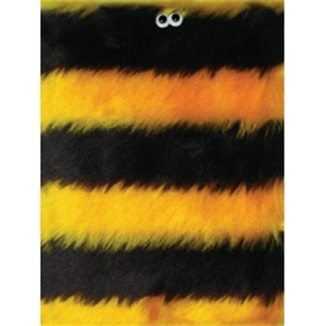 MojoLondon: Bumble Bee Fur Card